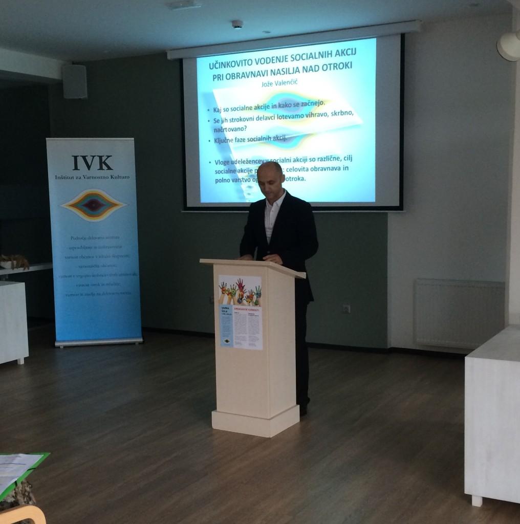 Andrej Kovačič 2. IVK konferenca 2015