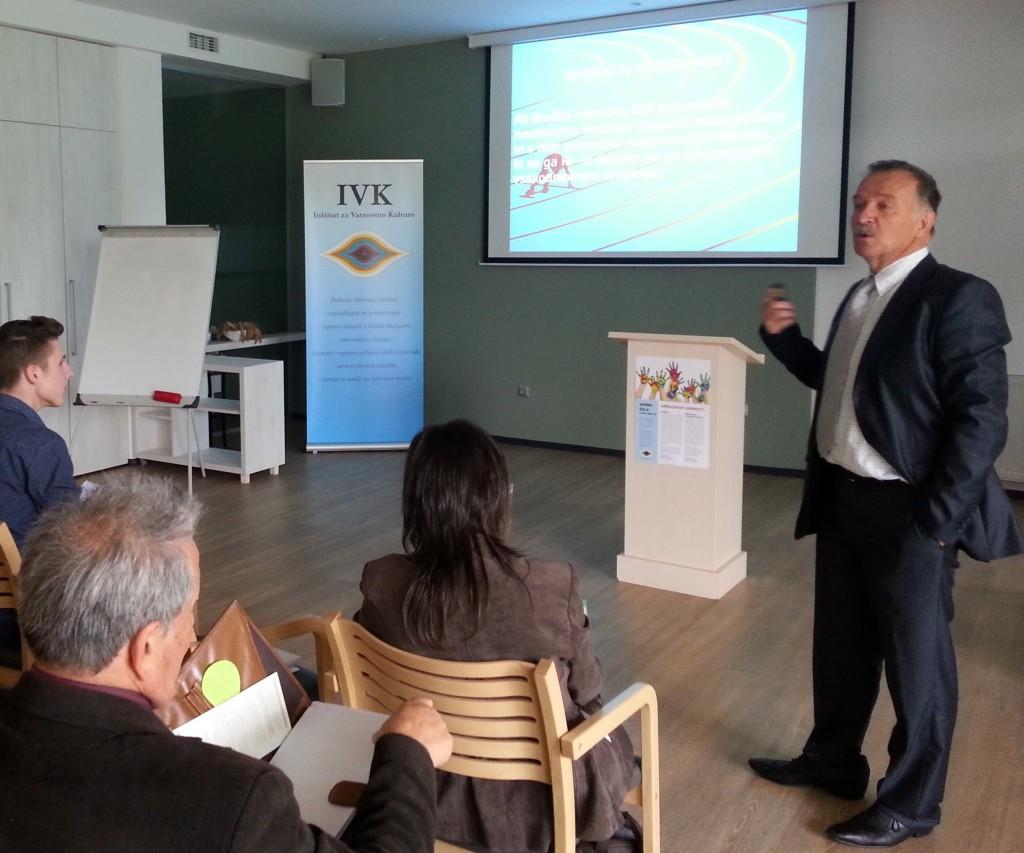 Radovan Radetić, 2. IVK konferenca 2015 3