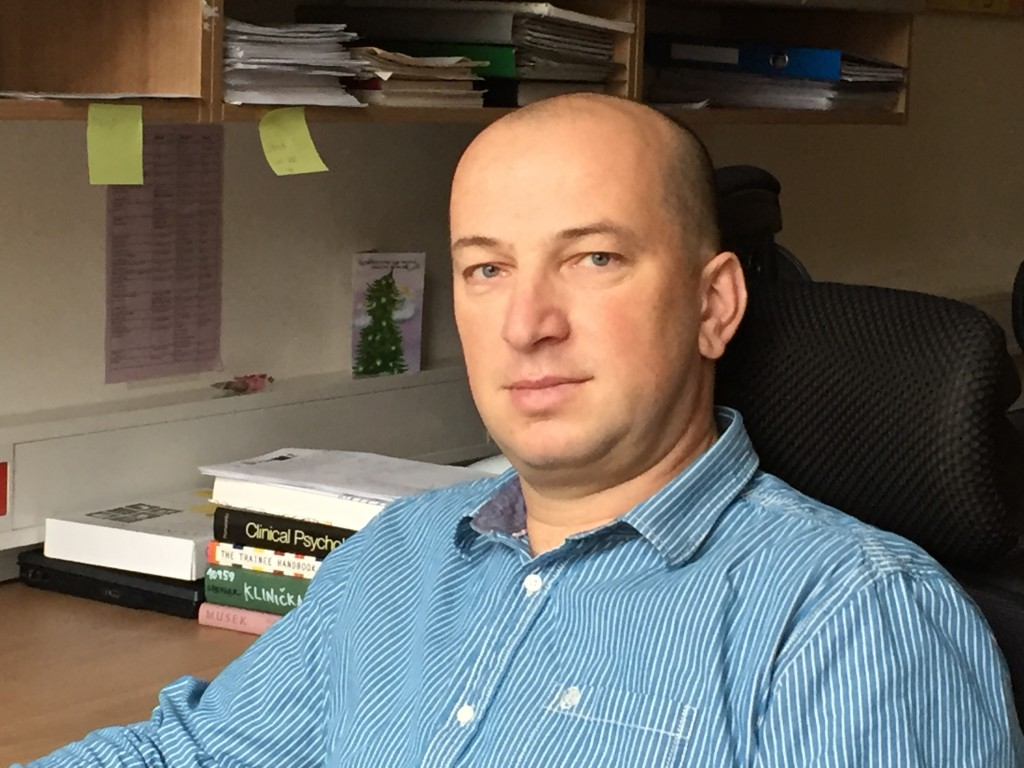 Dr. Robert Masten 2015