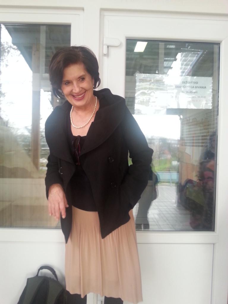 Irena Rozman 2015
