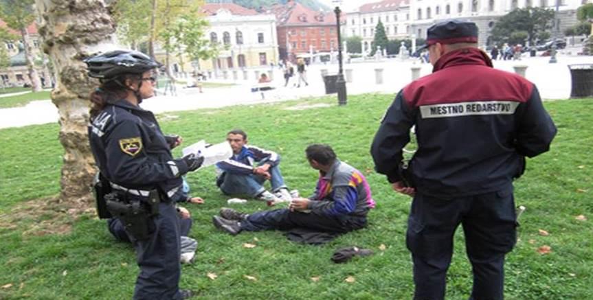 MR in Policija