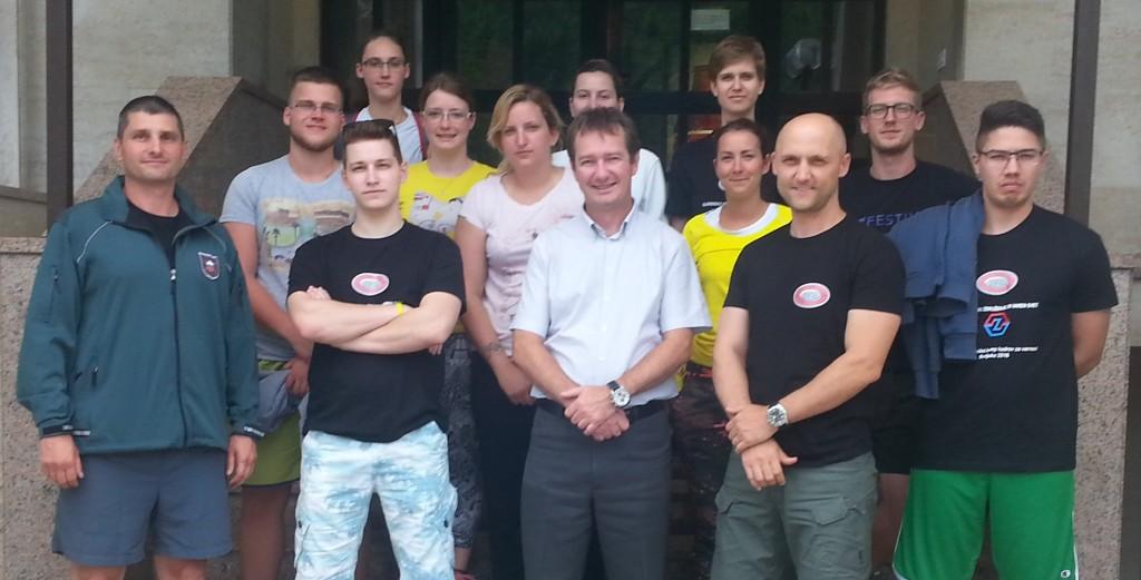 Simon Savski Slovensko združenje za varen svet