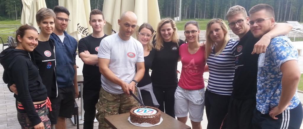 Slovensko združenje za varen svet 1. obletnica