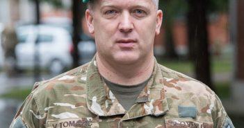 podpolkovnik Vlado Tomazi, Foto: Daniel Mlakar GŠSV