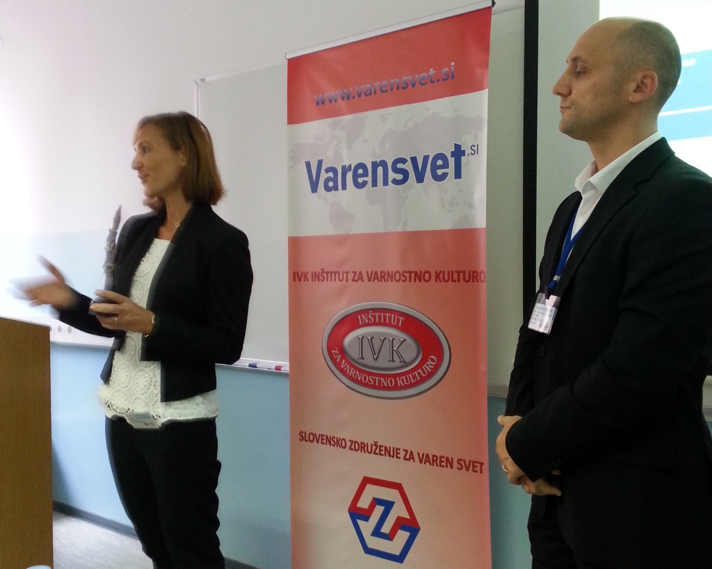 Prevzem nagrade varna šola Varensvet.si