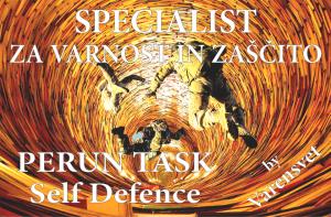Specialist za osebno varnost in zaščito