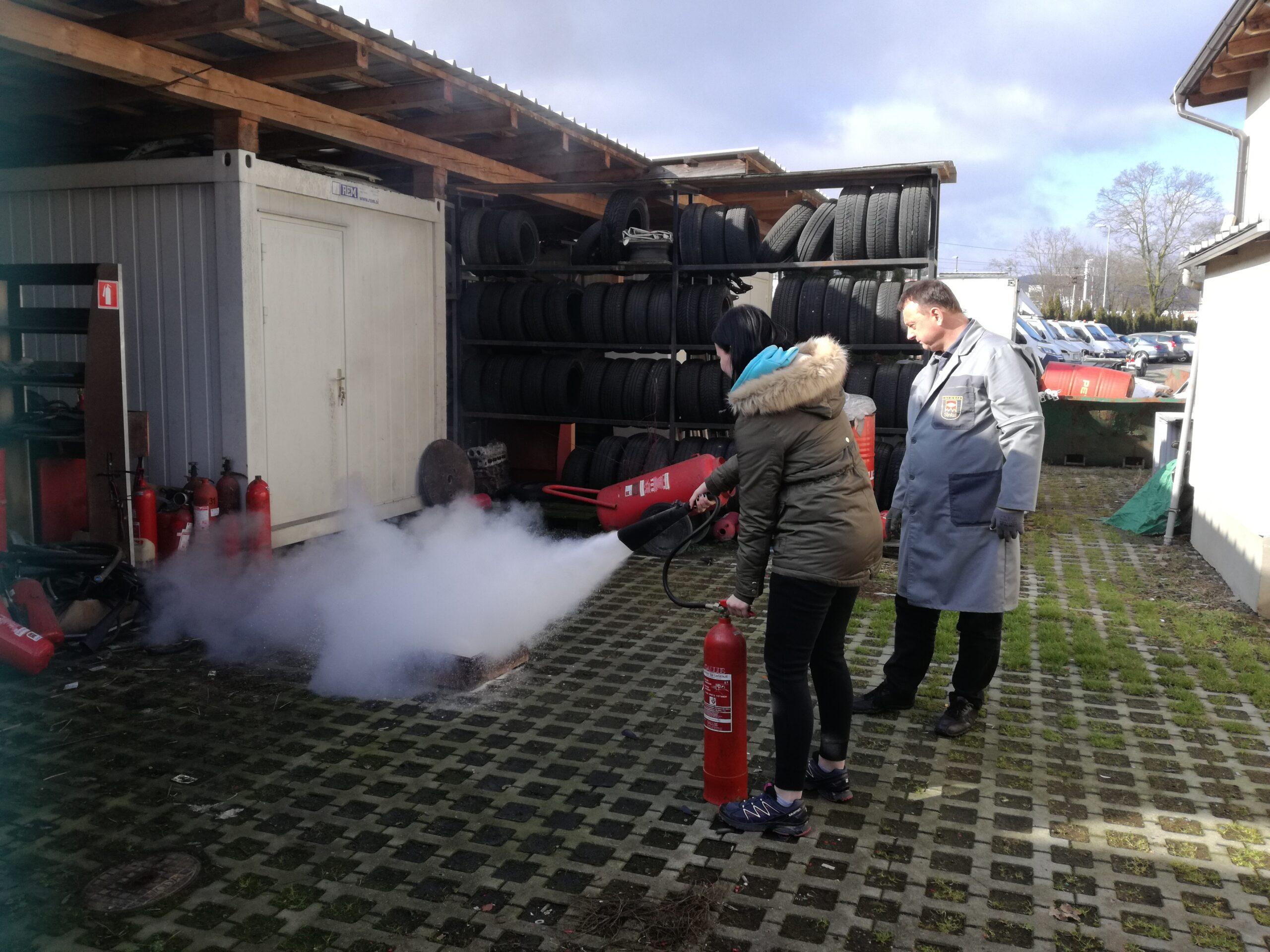 gašenje požarov požarna varnost
