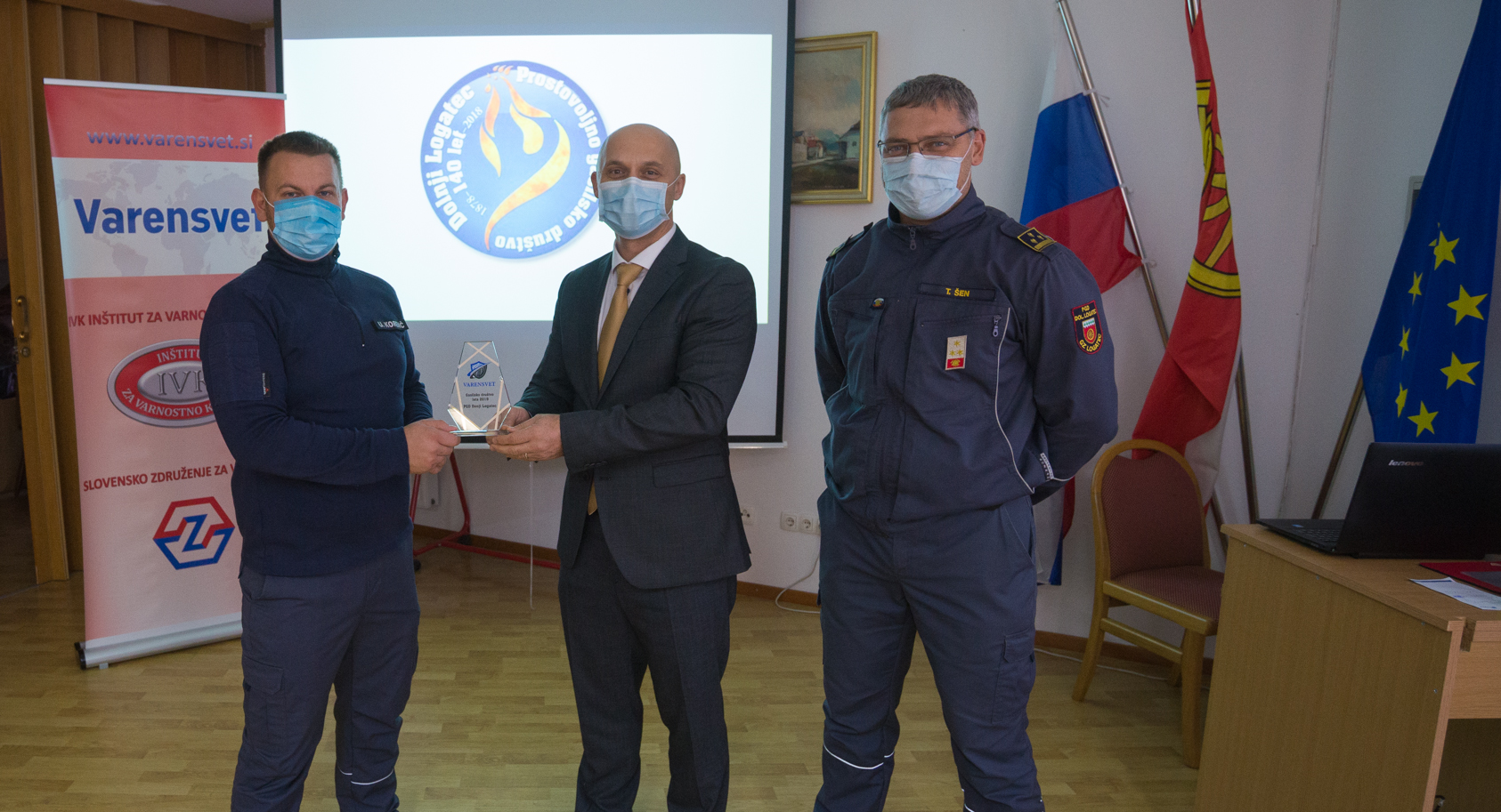 prostovoljno gasilsko društvo Dolnji Logatec