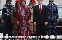 Gadafi Varovanje Varensvet.si